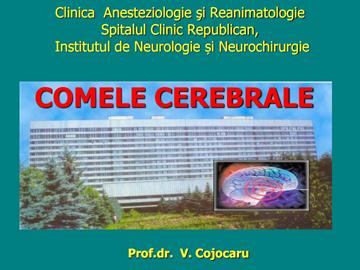 Comele cerebrale [usmf]