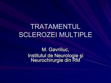 Tratamentul SM [usmf]