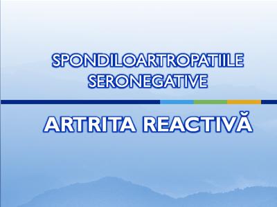 Artrita reactiva [usmf]